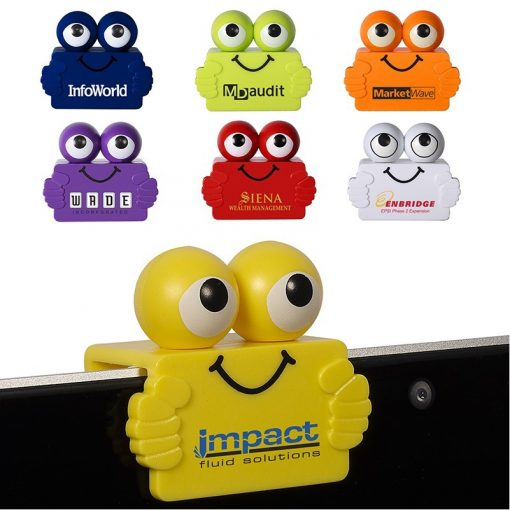 Webcam Security Cover Smiley Guy