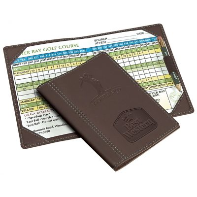 Woodbury™ Golf Scorecard Holder