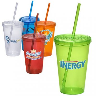 20 Oz. Super Value Sipper Tumbler