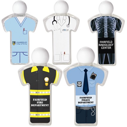 2.19 Oz. Uniform Hand Sanitizer