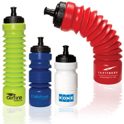 28 Oz. Accordion Water Bottle