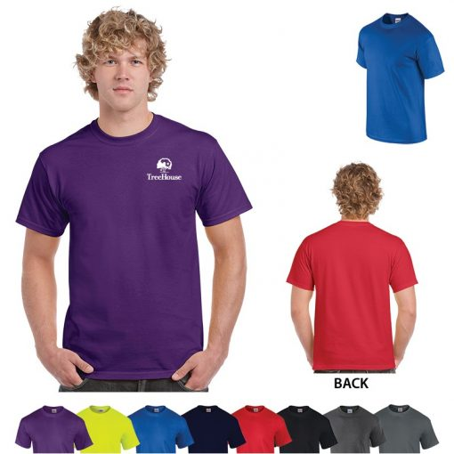 Adult Gildan® Ultra Cotton® Classic Fit T-Shirt