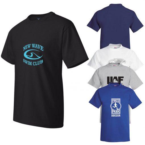 Adult Hanes® Beefy-T Short-Sleeve T-Shirt