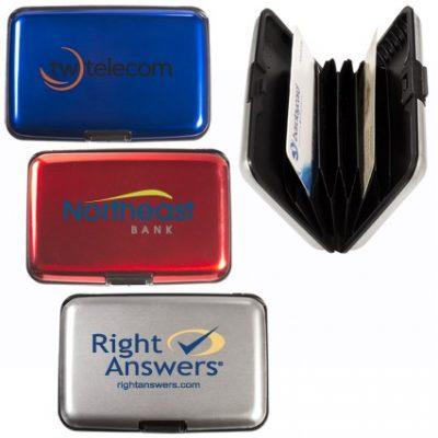 Aluminum RFID Card Case