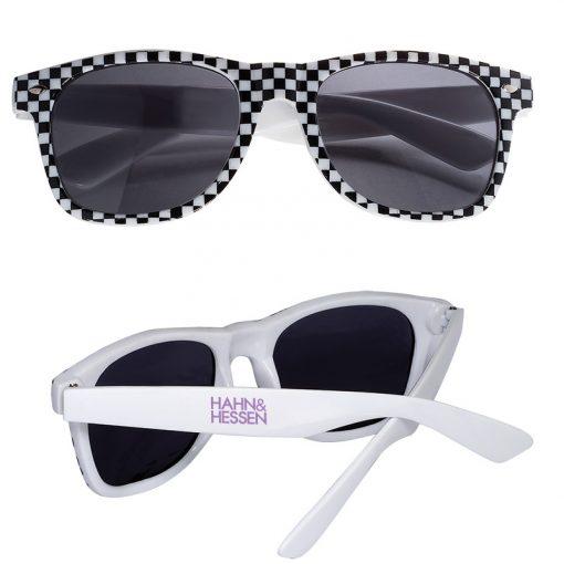 Checkered Flag (Racing Theme) Sunglasses