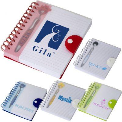 Emoti™ MopToppers® Pen & Notebook Set