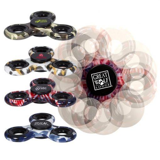 Full Color PromoSpinner® Fidget Toy