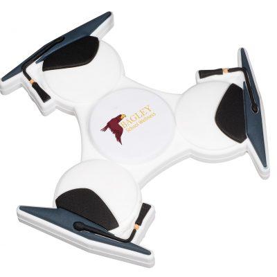 Graduation Cap PromoSpinner® Fidget Toy