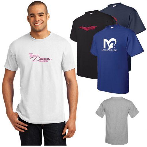 Hanes® ComfortBlend® Crewneck T-Shirt