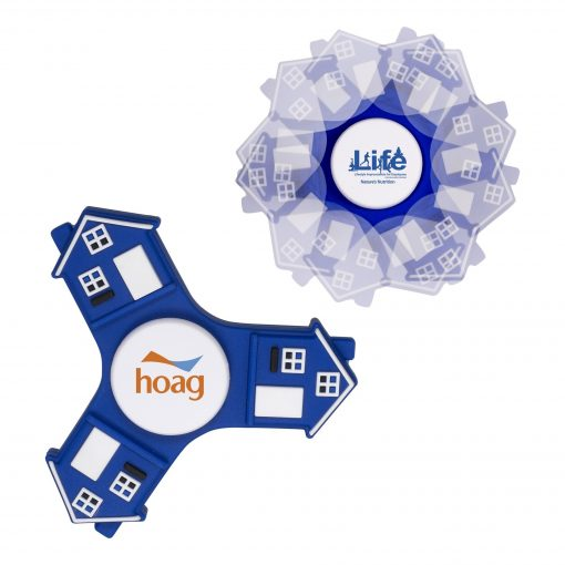House PromoSpinner® Fidget Toy