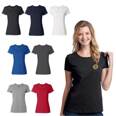 Ladies Fruit of the Loom® Heavy Cotton T-Shirt
