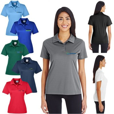 Ladies' Team 365® Zone Performance Polo T-Shirt