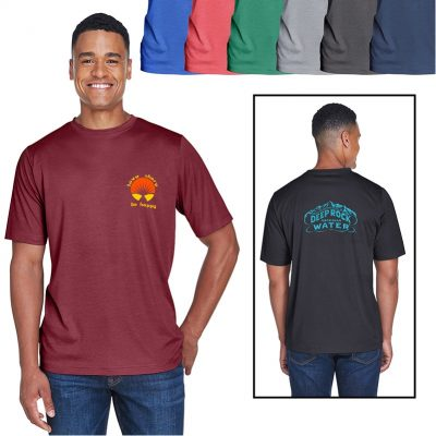 Men's Team 365® Sonic Heather Performance T-Shirt