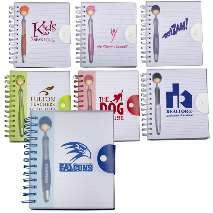 MopToppers® Pen & Notebook Gift Set