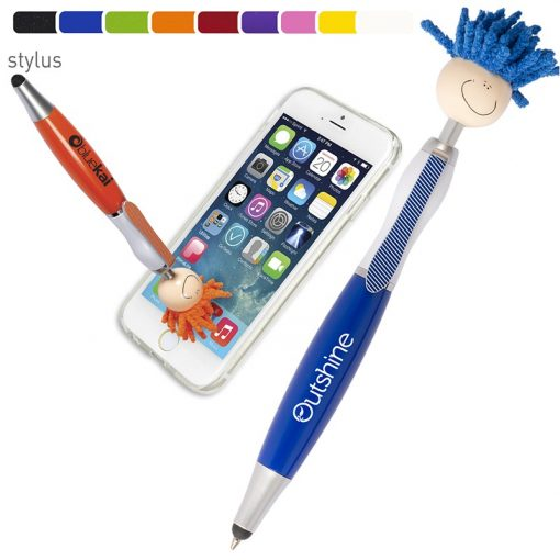 MopToppers® Screen Cleaner w/Stylus Pen