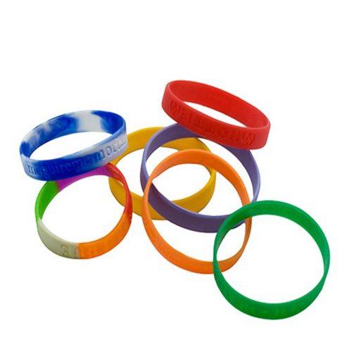 Silicone Band Bracelet