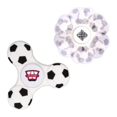 Soccer Gametime® Spinner