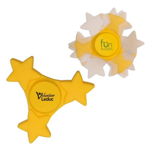 Star PromoSpinner® Fidget Toy