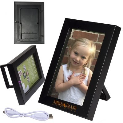 "Wireless Speaker & Picture Frame (4""x6"")"