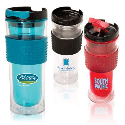 Cool Gear® Mason 14 Oz. Coffee Tumbler