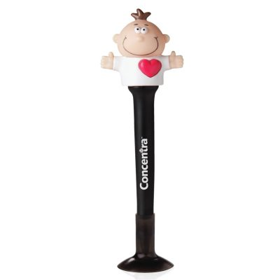"Goofy Group™ ""POP"" Pen (Heart)"