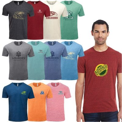 Unisex Threadfast Apparel Triblend Short-Sleeve T-Shirt