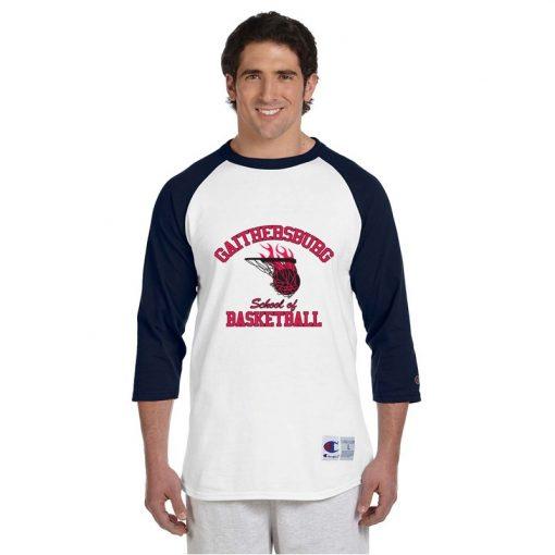 Champion® Adult 5.2 Oz. Raglan T-Shirt