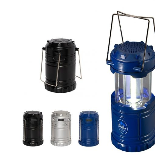 Duo COB Lantern Wireless Speaker