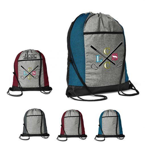Avant-Tex Drawstring Backpack