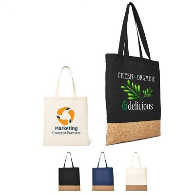 Cotton & Cork Tote Bag (5 Oz.)