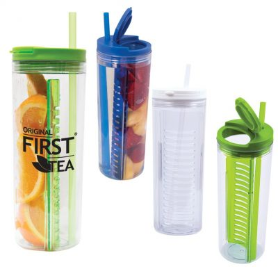 20 Oz. Fruit Infusion Straw Cup