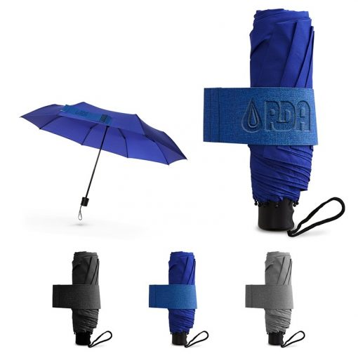 "42"" PU Strap Manual Open Umbrella"