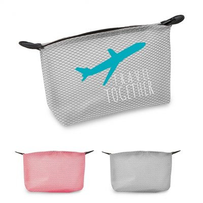 Dusk Mesh Toiletry Pouch