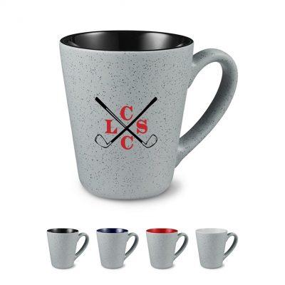 16 Oz. Fleck & Timbre Ceramic Mug