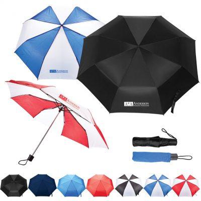 "42"" Budget Folding Umbrella"