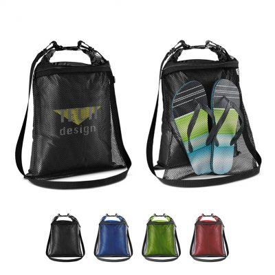 Mesh Water-Resistant Wet/Dry Bag