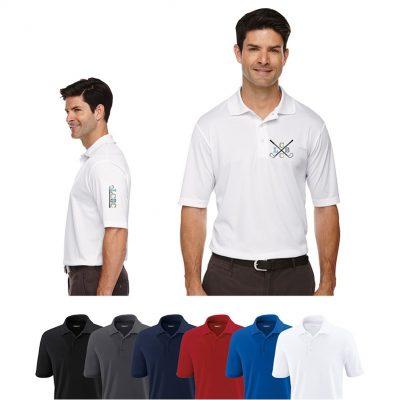 Core365® Men's Tall Origin Performance Piqué Polo Shirt