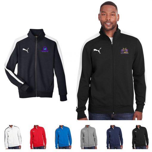 PUMA® Adult P48 Fleece Track Jacket