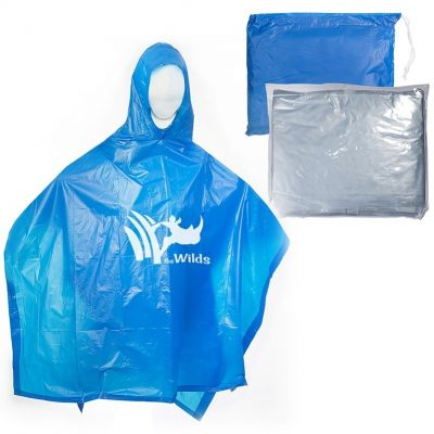 Reusable Poncho (Overseas Direct)
