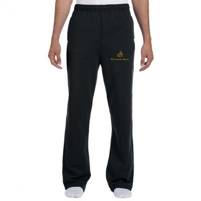 Jerzees® 8 Oz. Adult NuBlend® Open-Bottom Fleece Sweatpants