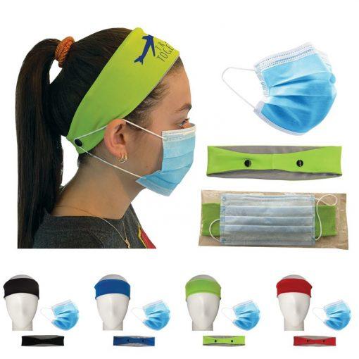 PPE Combo w/Mask & Headband