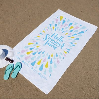 "Diamond Collection Beach Towel (35"" x 60"")"