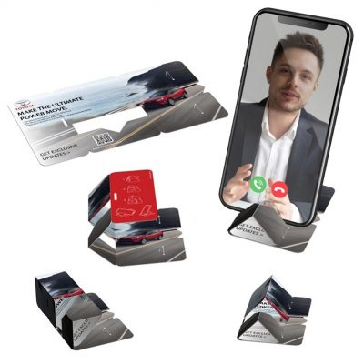 Fold-Up Phone Stand