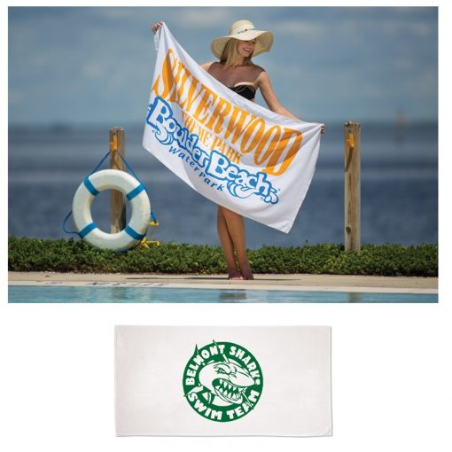 Jewel Collection Beach Towel (29? x 58?)
