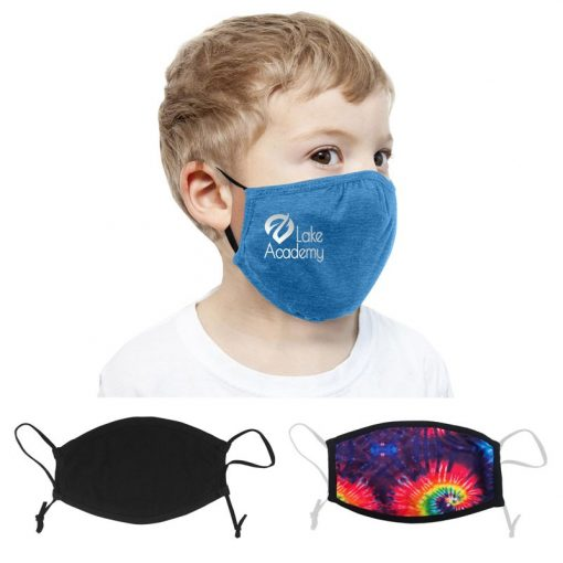 Youth Cotton Face Mask