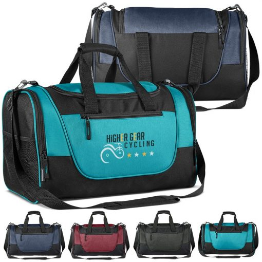 Austin Nylon Collection Duffel Bag