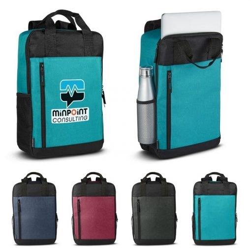 Austin Nylon Collection-Laptop Backpack