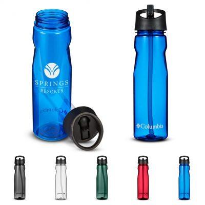 Columbia® 25 Oz. Tritan™ Water Bottle w/Straw Top