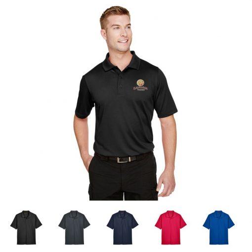 Harriton® Men's Tall Advantage Snag Protection Plus IL Polo