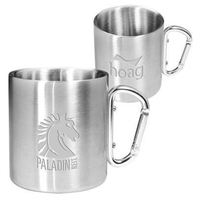 15 Oz. Carabiner Mug